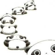 panda onaroll